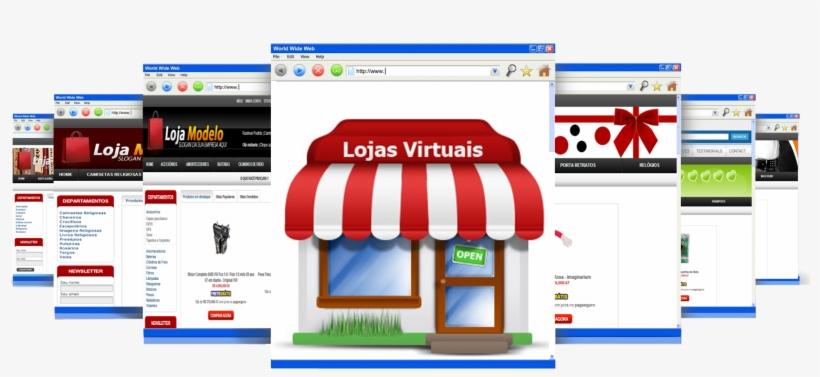 Loja Virtual.