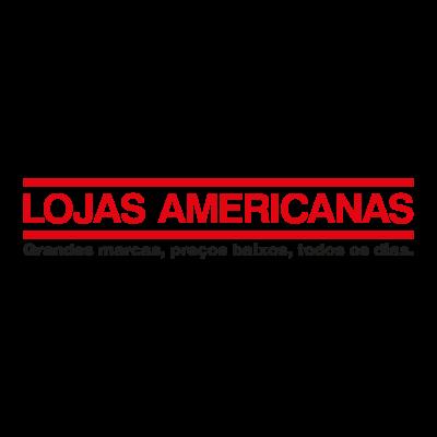 Lojas Americanas vector logo download free.