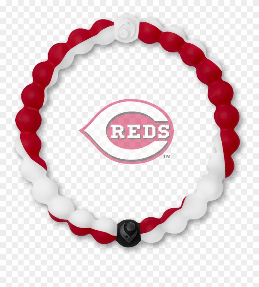 Cincinnati Reds™ Lokai Clipart (#2256398).