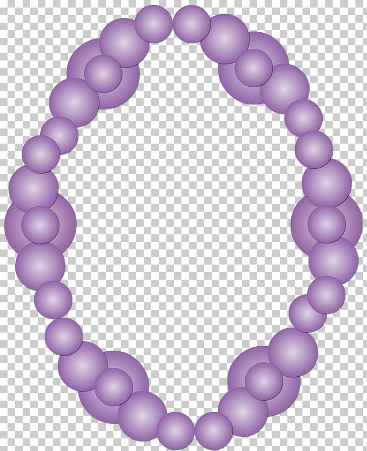 Bead Lokai Bracelet Purple Quantity, purple PNG clipart.