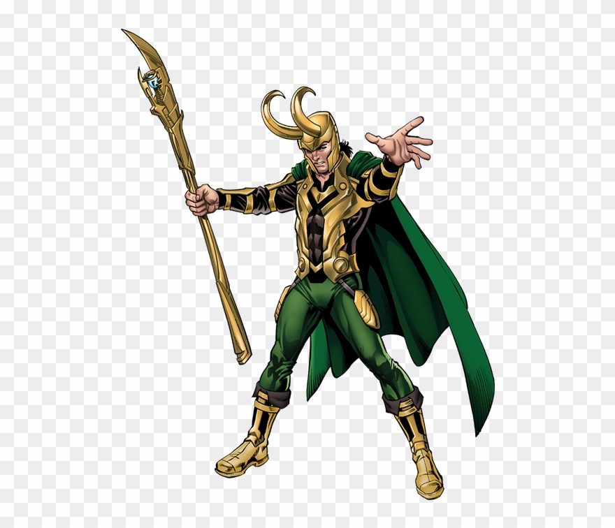 Loki Clipart Avengers Alliance.