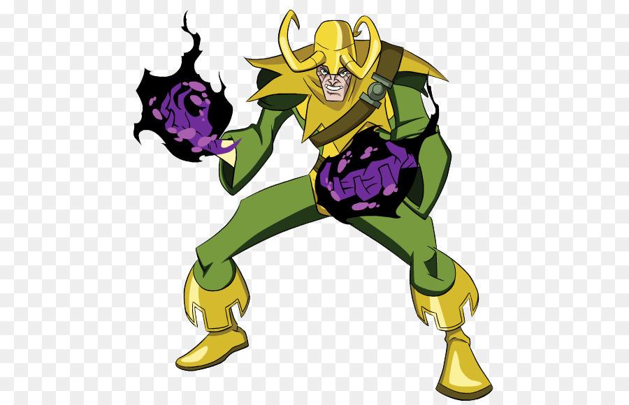 Loki Purple png download.