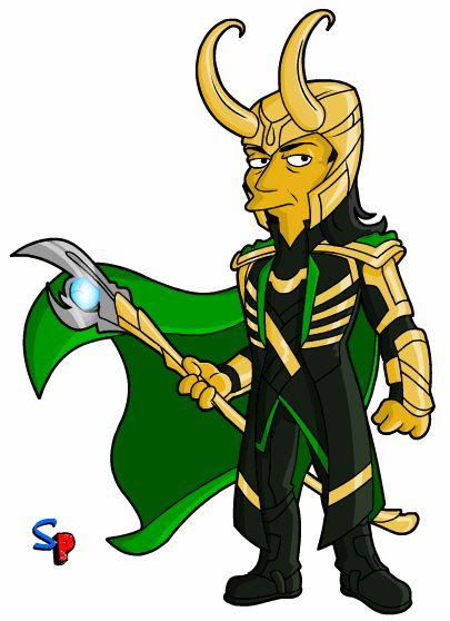 Loki clipart android.