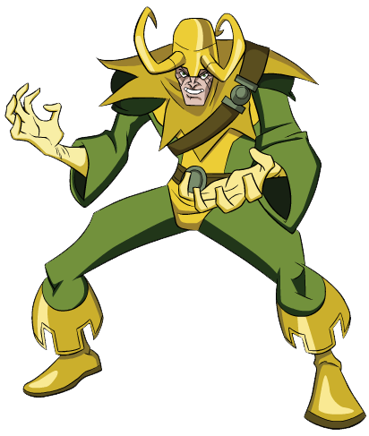 Loki Clipart.