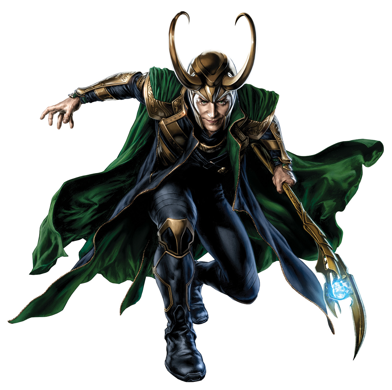 Loki cliparts.