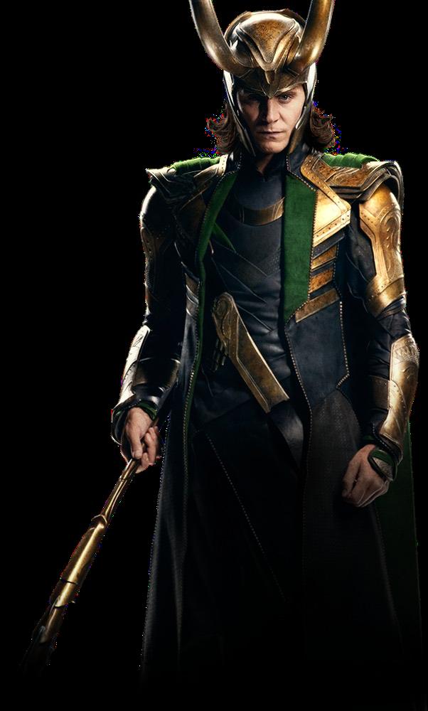 Loki PNG Transparent Images.