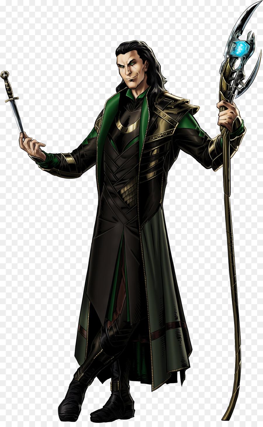 Marvel: Avengers Alliance Loki Thor Laufey Frigga.