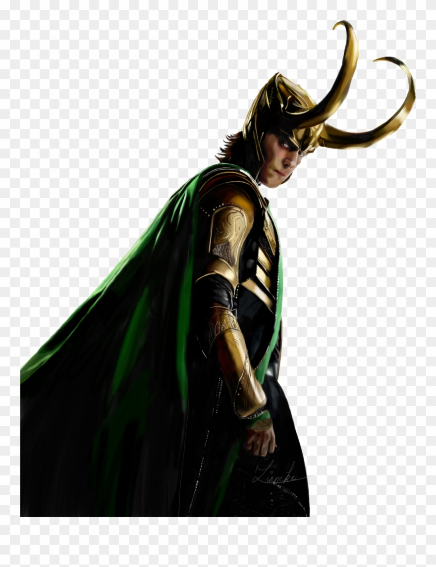 Loki Clipart Transparent.