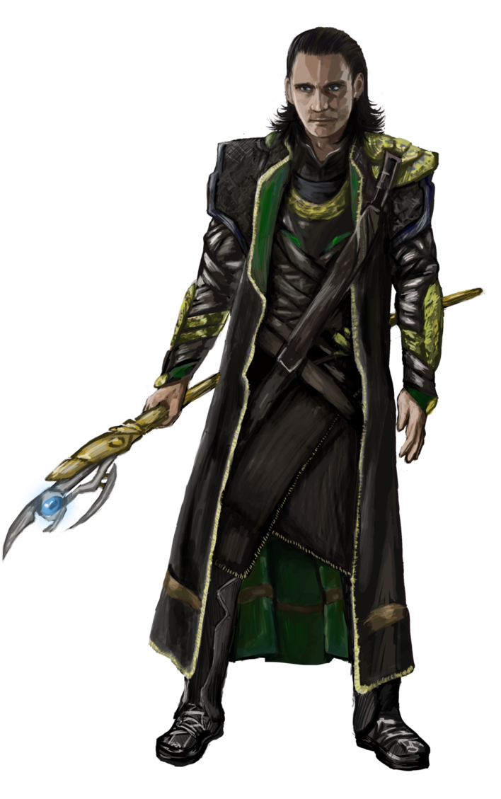 Download Loki Png Clipart HQ PNG Image.