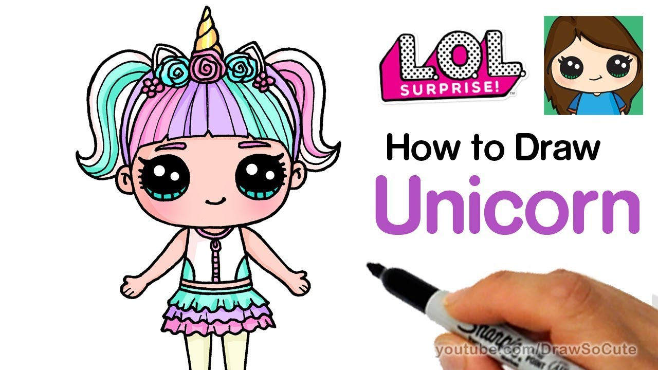 How to Draw Unicorn.