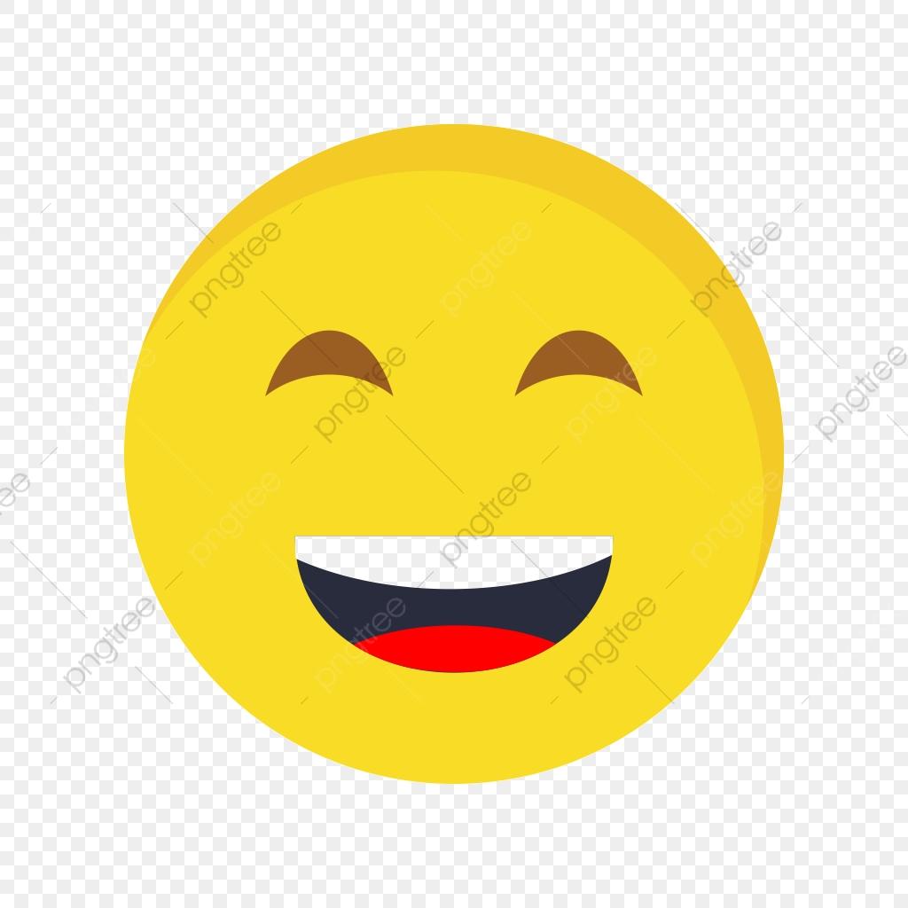 Lol Emoji Vector Icon, Lol, Emoji, Emoticon PNG and Vector.