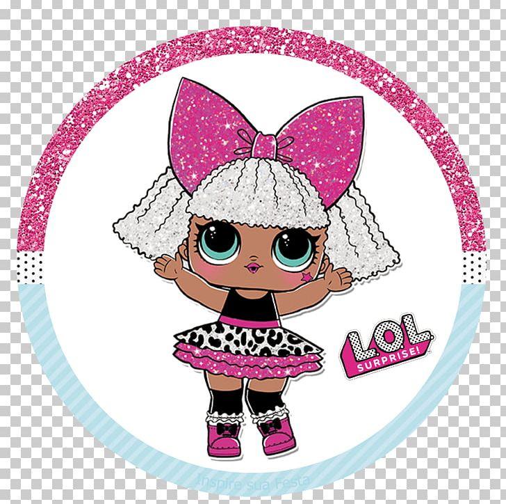 Doll L.O.L Surprise! Glitter Series Diva L.O.L. Surprise.