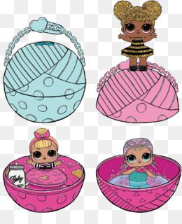 Image result for lol surprise doll clipart.
