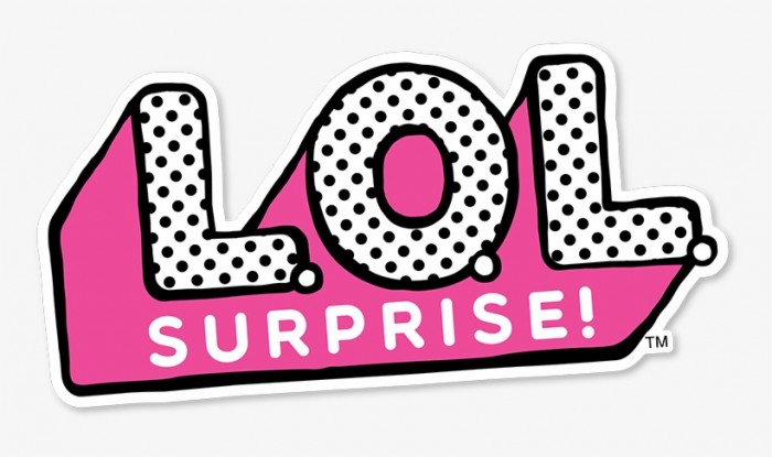 Lol Logo Lol Surprise Doll Series Vector, Clipart, PSD.