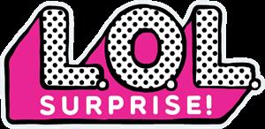 L.O.L. Surprise Logo Vector (.EPS) Free Download.