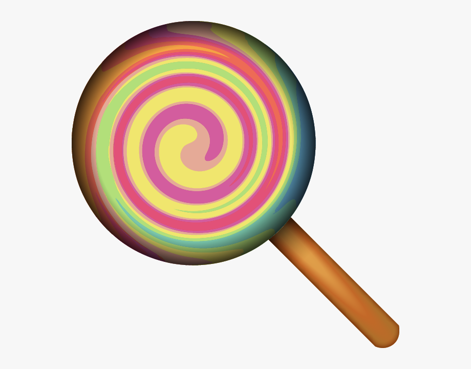 Lollipop Clipart Confectionery.