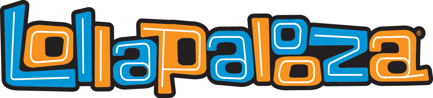 Lollapalooza logo download free clipart with a transparent.