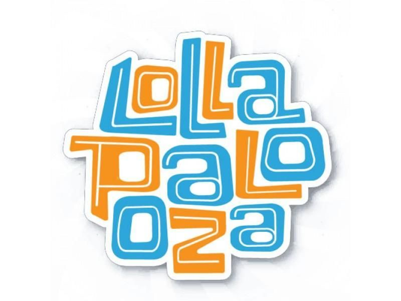 Lollapalooza Logo.