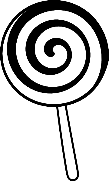 Lollipop Clip Art Clip Art at Clker.com.