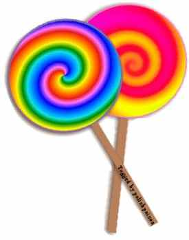 Clipart lolly.