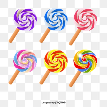 Lollipop Vector, Free Download Lollipop vector, Pink.