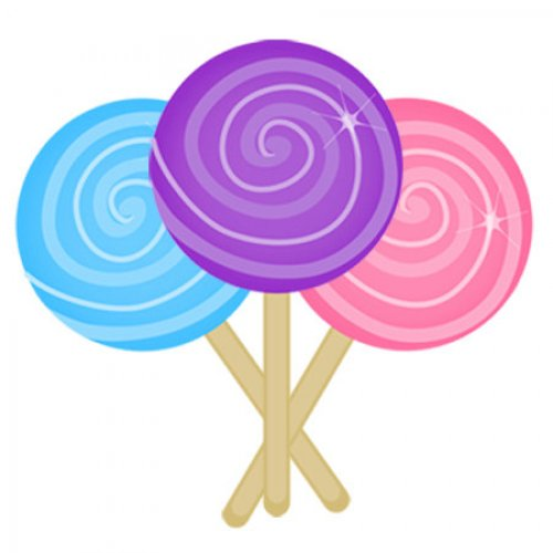Free Lollipop Clipart Pictures.