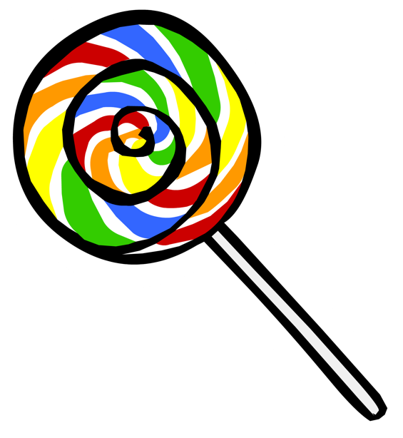 Lolly Clipart.