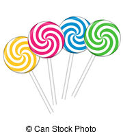 Lollipop Illustrations and Clip Art. 11,537 Lollipop royalty free.