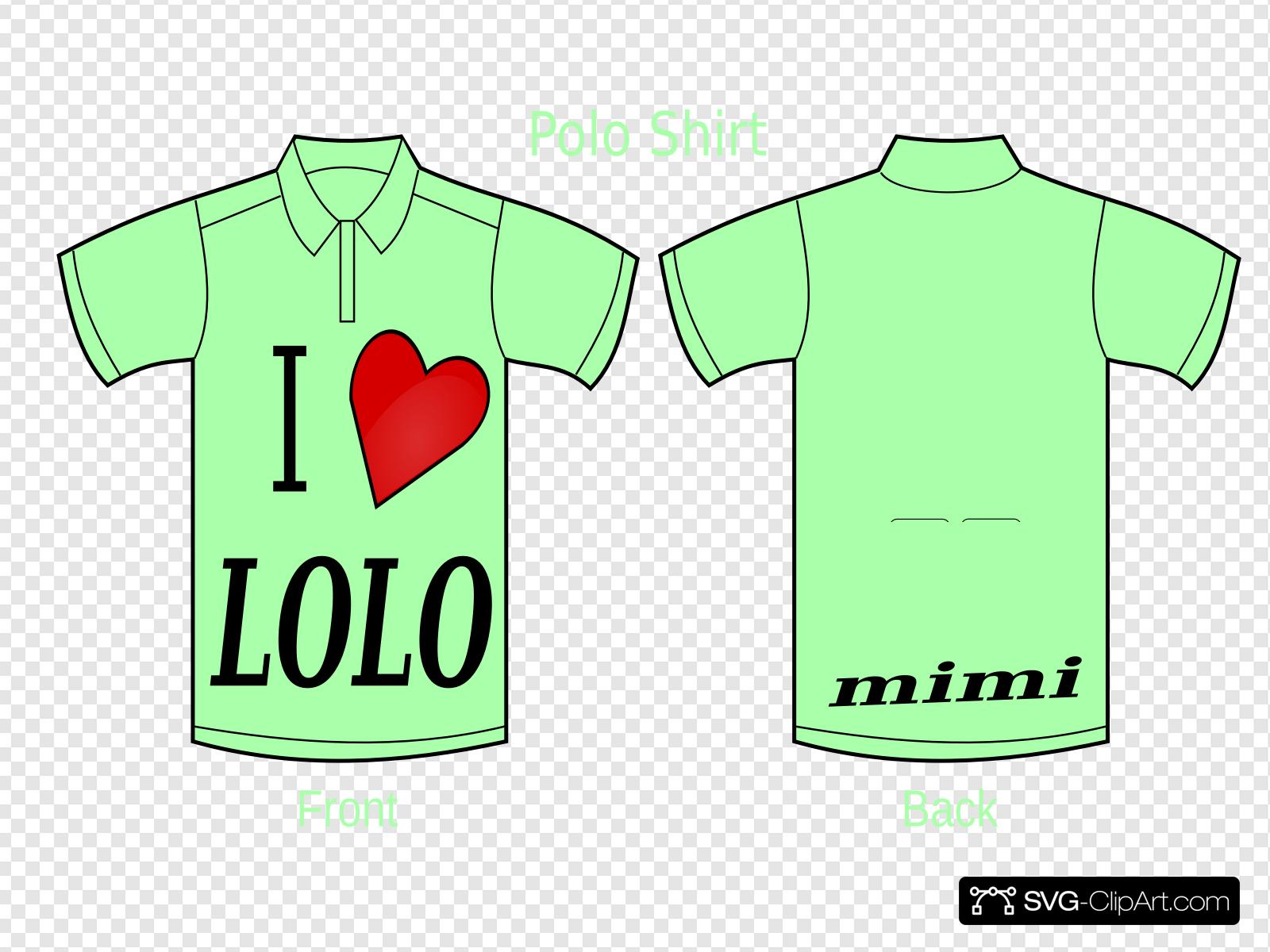 Green Lolo Clip art, Icon and SVG.