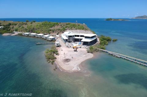 SINPF Board aquires 15% in PNG based Loloata Island Resort.