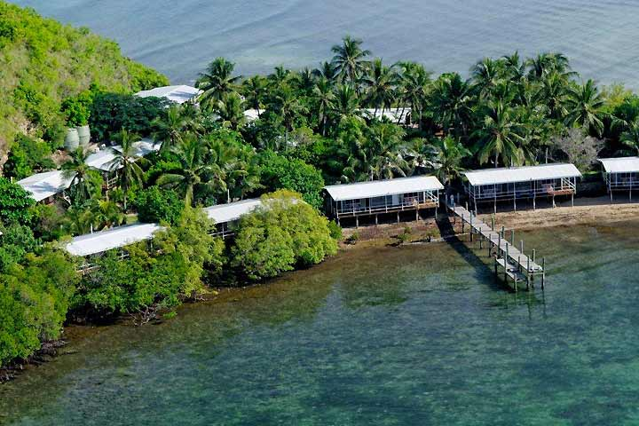 Loloata Island Resort PNG • Scuba Diving Packages.