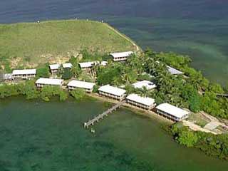 Loloata Island Resort.