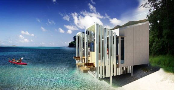 Diving resort on Papua New Guinea's Loloata Island set for.