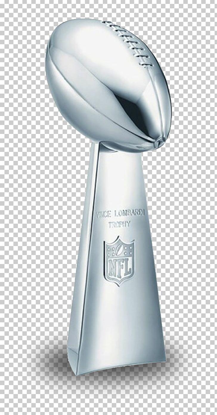 Super Bowl XLVII NFL Vince Lombardi Trophy Baltimore Ravens.