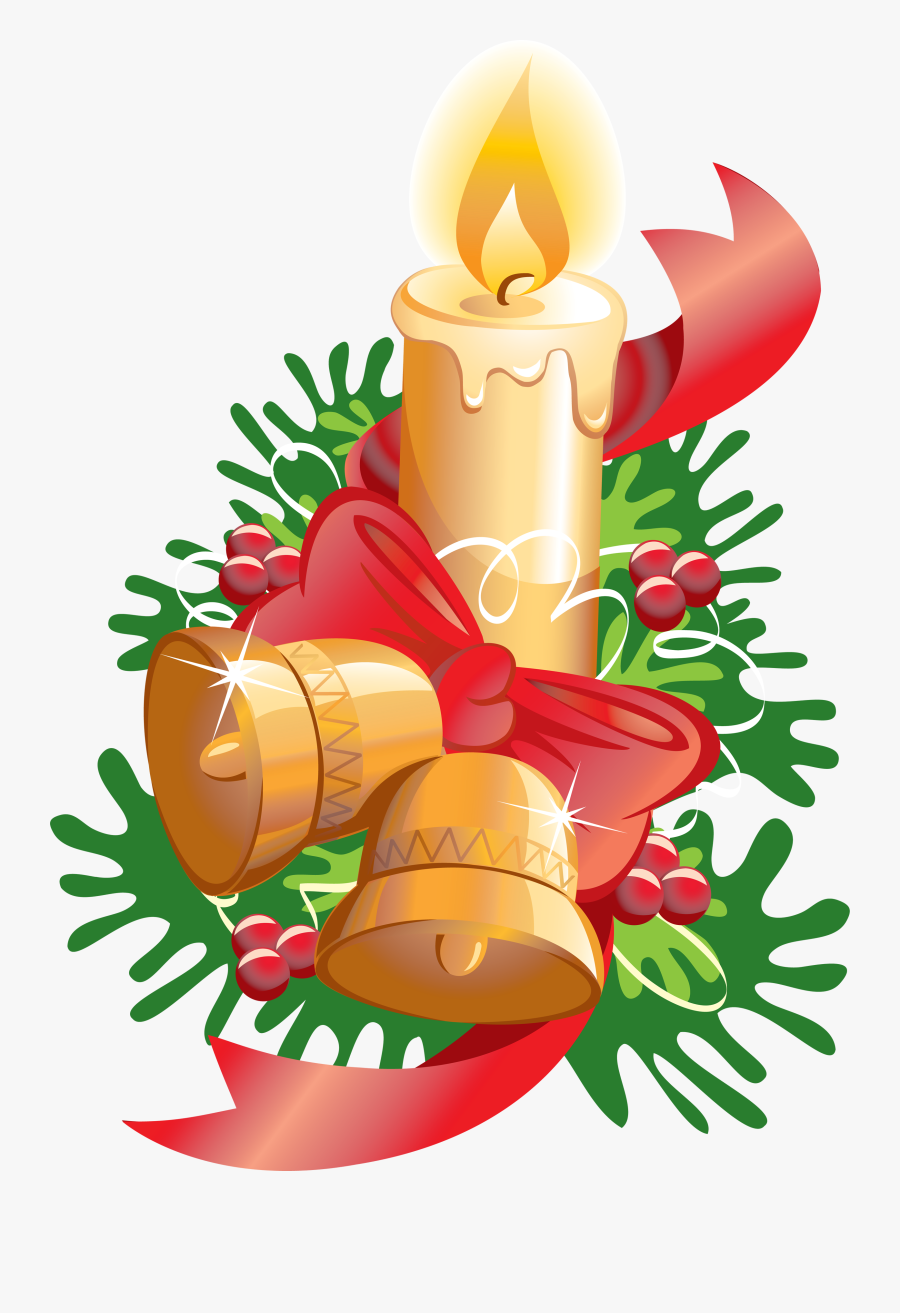 Christmas Bells Png Clipart , Png Download.