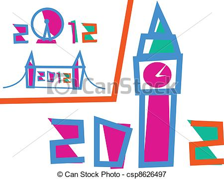 London 2012 Vector Clip Art Royalty Free. 106 London 2012 clipart.