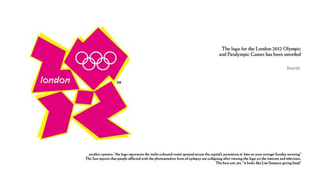 London 2012 Logo.