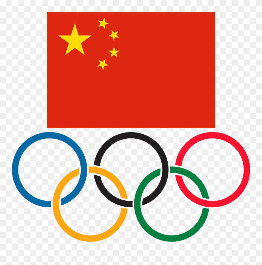 Chinese Olympic Committee Logo.