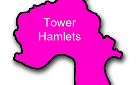 Celebrate 50 Years of Tower Hamlets.