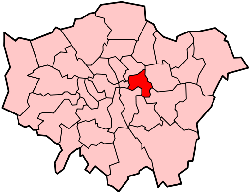 London Borough of Tower Hamlets.