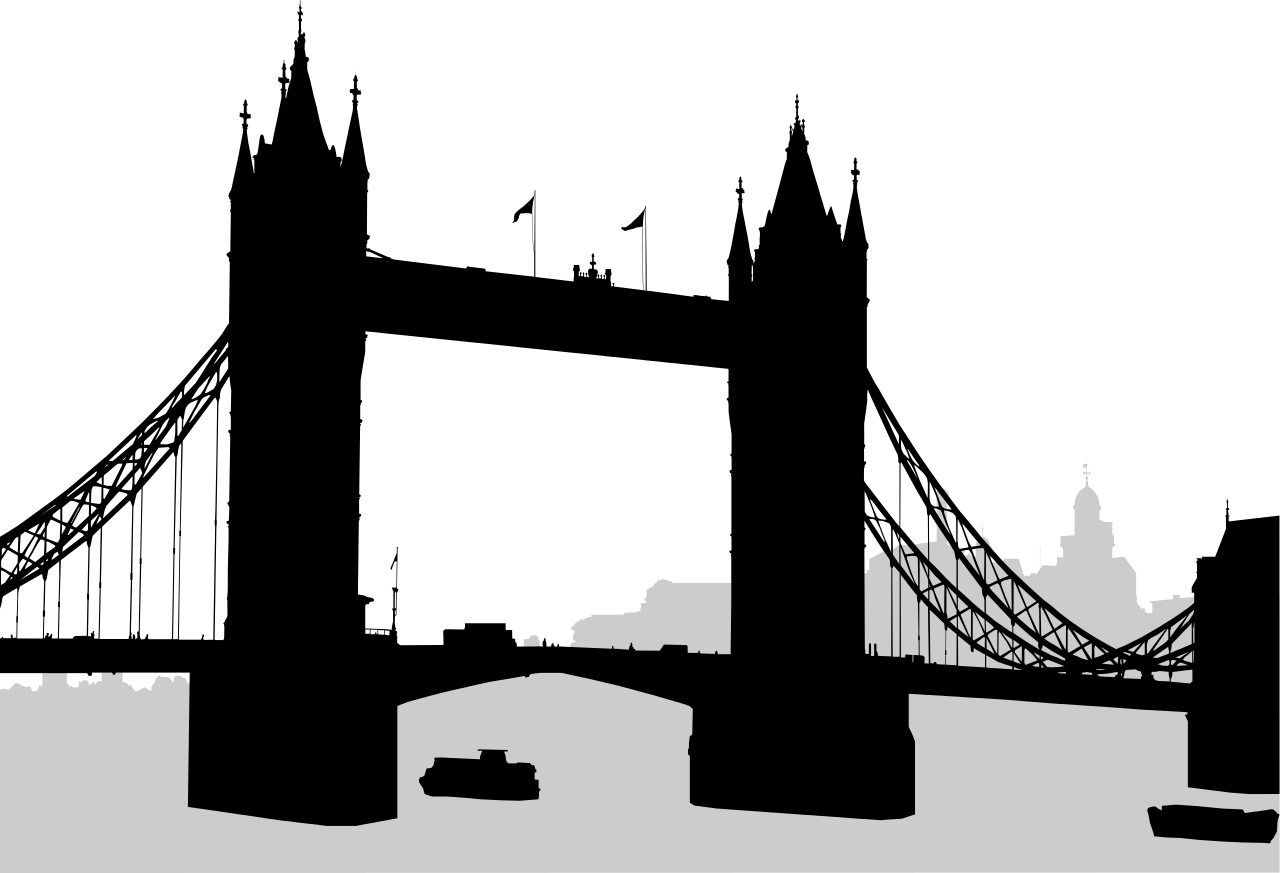 Similiar Bridge Silhouette Keywords.