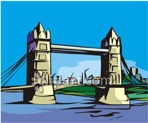 of the London Bridge.