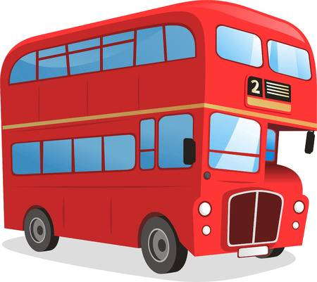3,175 London Bus Stock Vector Illustration And Royalty Free.