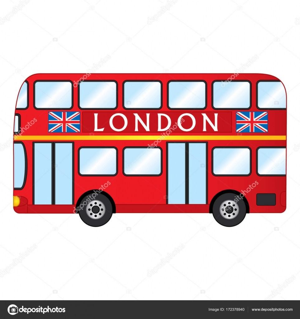 London bus clipart 5 » Clipart Portal.