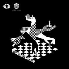 24 Best Chess Logo Design images.