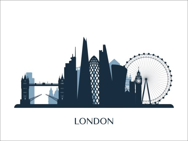 Best London England Illustrations, Royalty.