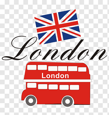 London Bus cutout PNG & clipart images.