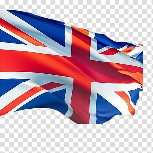 London, United Kingdom flag transparent background PNG.