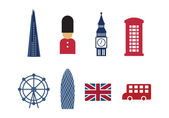 London Landmarks and Icons.