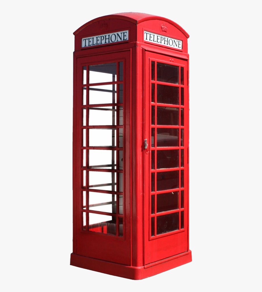 Telephone Booth Png.